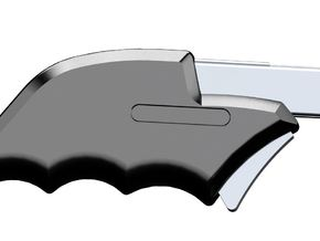 Dredd Medical Stapler in White Strong & Flexible