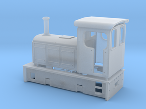 00n3 Freelance Diesel Loco in Frosted Ultra Detail: 1:76 - OO