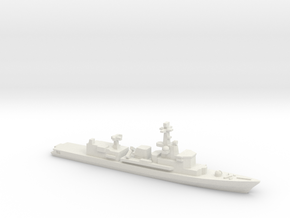 Karel Doorman-class frigate, 1/2400 in White Natural Versatile Plastic