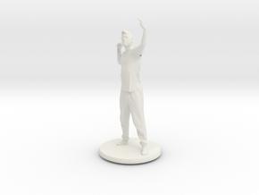 Printle C Homme 421 - 1/64 in White Natural Versatile Plastic