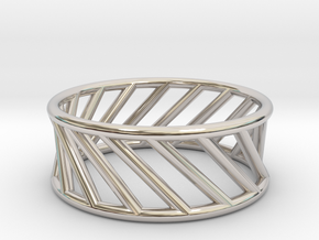 Hyperboloid Ring in Platinum: 12 / 66.5
