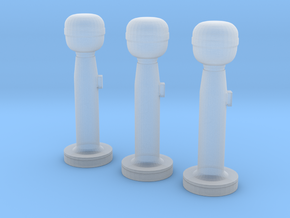 1/96 USN Pelarus Set in Smooth Fine Detail Plastic