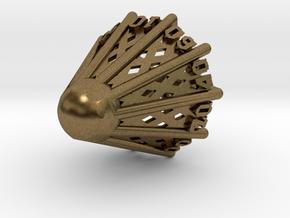Badminton D00 in Natural Bronze