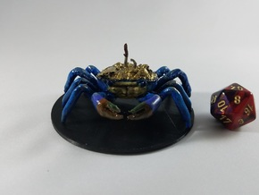 Hulking Crab in White Strong & Flexible
