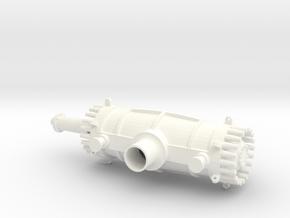 Crane Valve Load  in White Processed Versatile Plastic