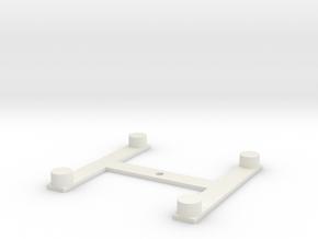 PlatformPositioner in White Natural Versatile Plastic