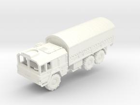MAN 7t MIL GL w/Tarp in White Processed Versatile Plastic: 1:200