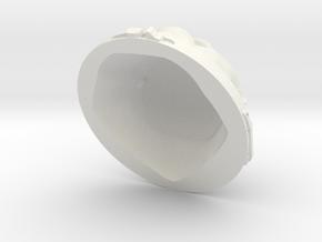 Lakaru 1:6 scale - updated version in White Natural Versatile Plastic
