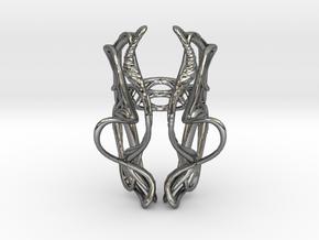 Chrstn Købke Ring - SMK Contest in Polished Silver: 6 / 51.5