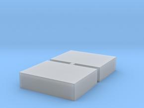 16X9 SPKR ENCLOS 2PK in Smooth Fine Detail Plastic
