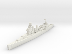 New Orleans class cruiser 1/2400 in White Natural Versatile Plastic
