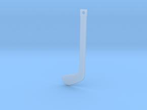 DRAW bookmark - hockey stick in Smooth Fine Detail Plastic