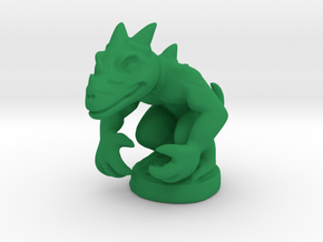 Kobold Grunt (Chthonic Souls Edition) in Green Processed Versatile Plastic
