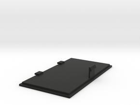 Rotastage Controller Cover in Black Natural Versatile Plastic