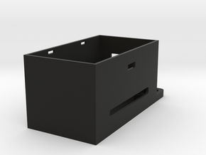 Rotastage Controller Enclosure in Black Natural Versatile Plastic