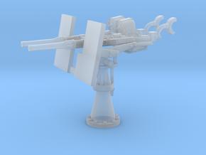 1/144 USN Twin 20mm Oerlikon Mk10 in Smoothest Fine Detail Plastic