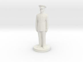 Printle T Homme 391 - 1/48 in White Natural Versatile Plastic