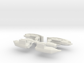 TF5: TLK Beevolution/Stingr kit Missile in White Strong & Flexible