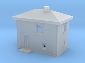 Signal box - T scale 1:450 in Frosted Extreme Detail