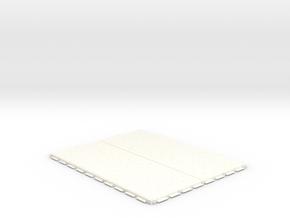 1/48 HCU-6E Single MSP48-003 in White Processed Versatile Plastic