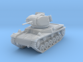 PV112C Stridsvagn m/42 (1/87) in Smooth Fine Detail Plastic
