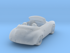 Porsche 356    1:120   TT in Smooth Fine Detail Plastic