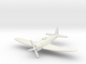Mitsubishi A7M2 Reppu 1/200 in White Natural Versatile Plastic