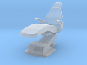 Medical Exam Chair A (Space: 1999), 1/30 in Smooth Fine Detail Plastic