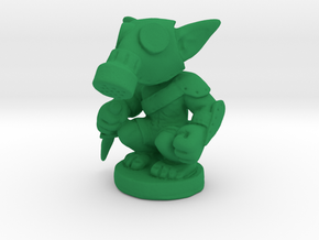 Goblin Alchemist (Chthonic Souls Edition) in Green Processed Versatile Plastic