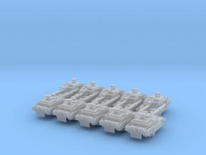 1/600 British FV4034 Challenger 2 ATDU x10 in Smooth Fine Detail Plastic