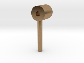 T-Bolt for Flap Blade 1/100 in Natural Brass
