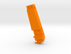 F2D Handle Cover - André Bertelsen in Orange Strong & Flexible Polished