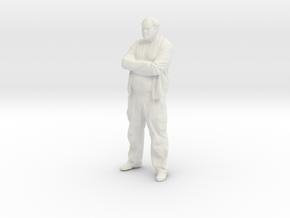 Printle C Homme 036 - 1/87 - wob in White Natural Versatile Plastic
