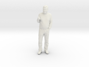 Printle C Homme 248 - 1/87 - wob in White Natural Versatile Plastic