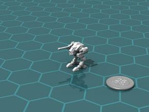 Terran Scout Walker in White Natural Versatile Plastic