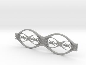 Eyeglass Frame - Stainless Steel in Aluminum: Large