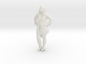 Printle C Femme 373 - 1/87 - wob in White Strong & Flexible