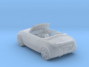 Daihatsu Copen   1:120  TT in Smooth Fine Detail Plastic