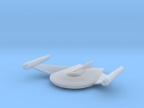 Romulan Bird-of-Prey (TOS) 1/3500 in Smooth Fine Detail Plastic
