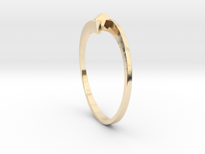 Game Changer Ring in 14K Yellow Gold