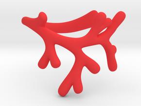 Sigrids bracelet - SMK in Red Processed Versatile Plastic