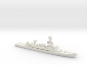 Karel-Doorman Class (2012 Modernization), 1/2400 in White Natural Versatile Plastic