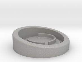 Canary 1 Light Ring Blocker in Aluminum