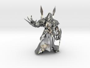 1/60 Hero Alarak Power Pose in Natural Silver