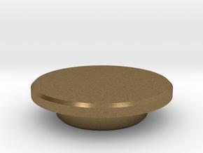 Fidget Spinner Caps in Natural Bronze