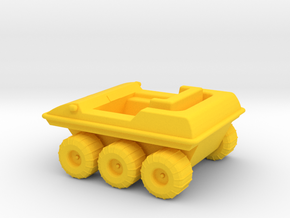 Mini-Mates Moon Buggy (Space: 1999) in Yellow Processed Versatile Plastic