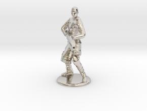 Jaffa Firing Staff 35 mm new in Platinum