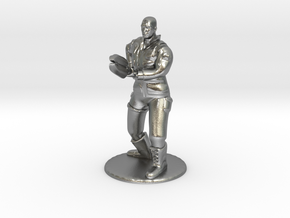 Jaffa Soldier 35 mm new in Natural Silver