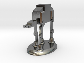 Star Wars Rook in Polished Silver