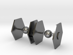 Star Wars Knights in Polished Silver